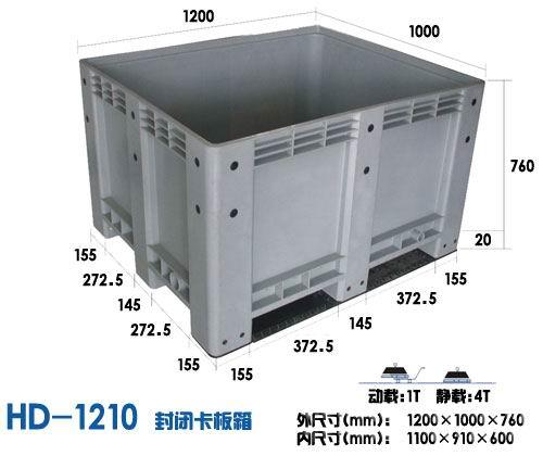 托盘箱在国外的广泛应用