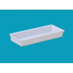 2KG冷藏食品用塑料盒