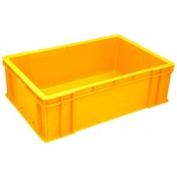 X155塑料箱_廊坊汽车配件物流箱