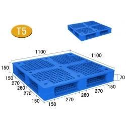 T5-双面网格塑料托盘(1111)