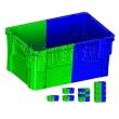 X279-双色塑料箱