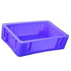 X159塑料箱_供应西安塑料周转箱