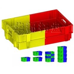 K276双色箱