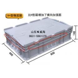 H+型物流箱