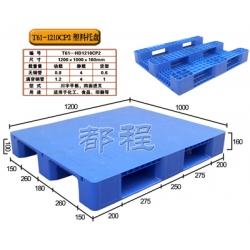 T61-1210平板川字塑料托盘