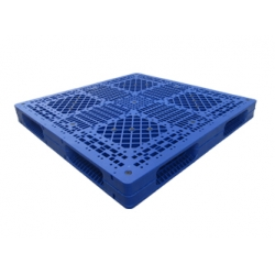T82-1414网格双面焊接塑料托盘