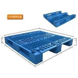 T53川字网格塑料托盘