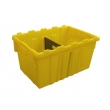 199#-2-可内置隔板塑料物流箱