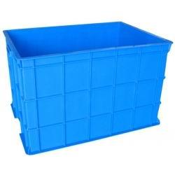X176塑料箱_太原服装箱