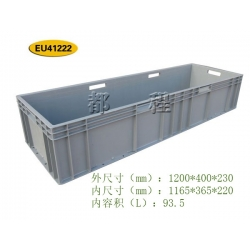 EU41222现代汽车配件塑料箱